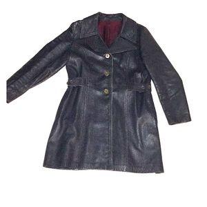 ◼️VTG Leather Jacket◼️